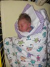 Vojtíšek Hošek se narodil 30. listopadu, vážil 3,63 kg a měřil 49 cm. S maminkou Janou a tatínkem Michalem bude bydlet v Benátkách nad Jizerou.