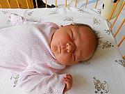 Kristina Stará se narodila 5. listopadu, vážila 4,6 kg a měřila 53 cm. Maminka Jaroslava a tatínek Martin si ji odvezou domů do Mečeříže, kde už se na ni těší bráškové Michael a Daniel.