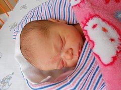 Ella se narodila 20. listopadu mamince Daniele a tatínkovi Petrovi z Úhelnice. Vážila 3,23 kg a měřila 49 cm.