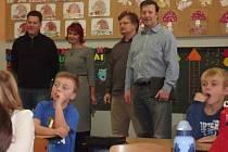 Trenéři z USA navštívili boleslavskou školu