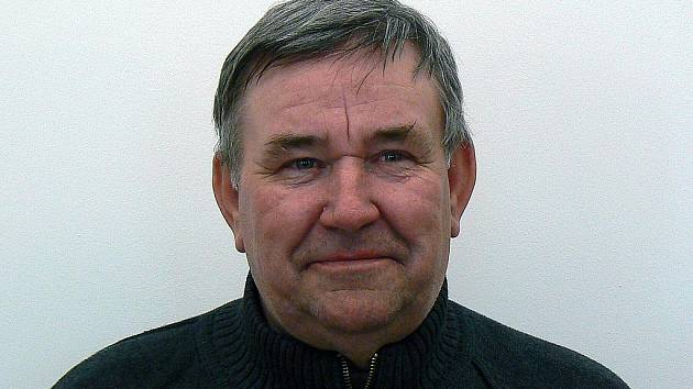 Starosta obce Kolomuty Jaroslav Štecha.