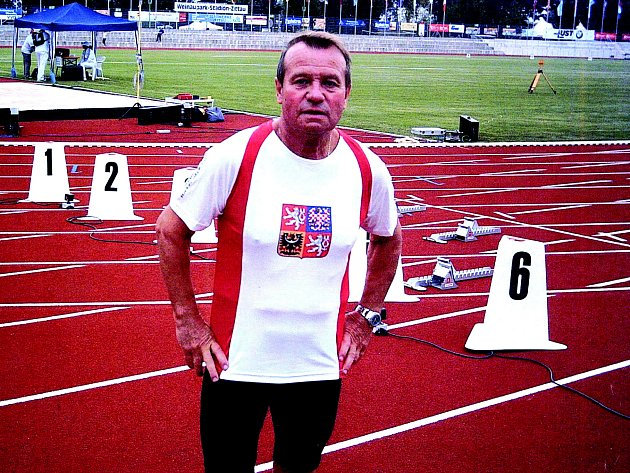 Jiří Kukla na Mistrovství Evropy v Žitavě