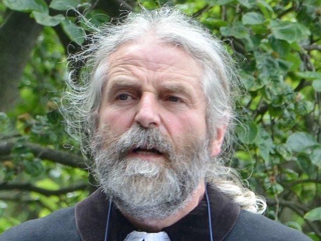 Michal Šimek, evangelický farář.