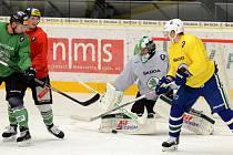 Úvodní trénink BK Mladá Boleslav na ledě