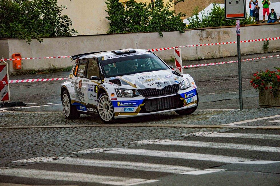 Dozvuky Bohemia Rally