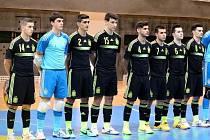 Futsalová příprava: Česká republika U21 - Španělsko U21
