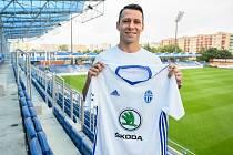 Marek Suchý podepsal v Mladé Boleslavi dvouletou smlouvu