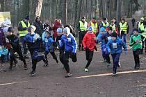 Silvestrovský běh na Štěpánce má za sebou už 34. ročník