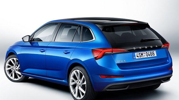 Škoda představila v Tel Avivu nový model Scala
