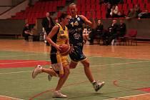 Ženská basketbalová liga: Basket Slovanka Mladá Boleslav - ZVVZ USK Praha