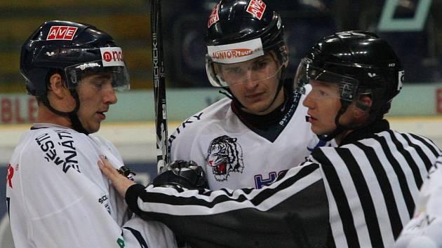 I. hokejová liga: HC Slovan Ústečtí Lvi - HC Benátky nad Jizerou