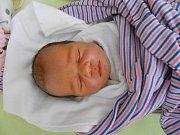 Eliška Dvořáková se narodila 13. dubna, vážila 3,27 kg a měřila 50 cm. S maminkou Irenou a tatínkem Martinem bude bydlet v Kovanci.