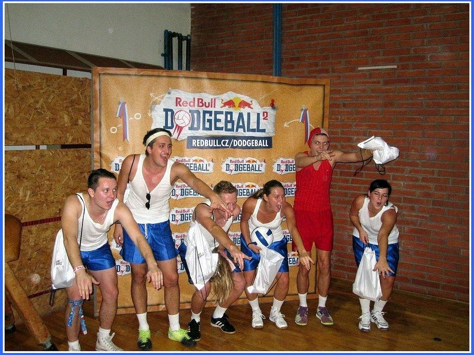 Red Bull Dodgeball2 v Liberci