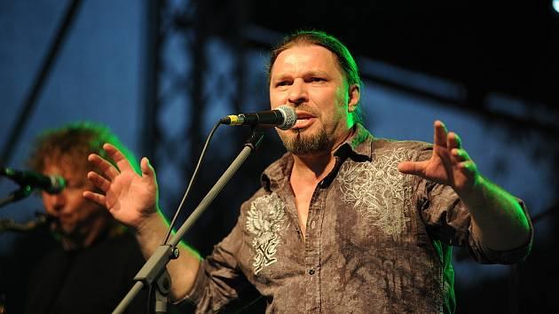 Petr Kolář na Valečově 2012