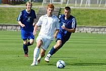 ČFL: FK Mladá Boleslav B - LOKO Vltavín