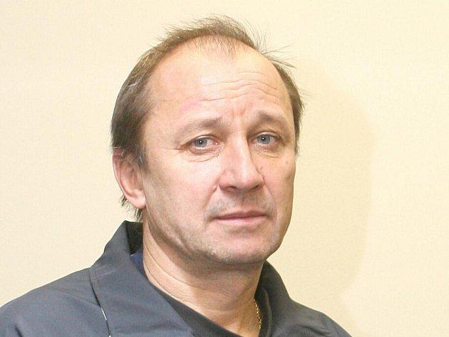 Kouč Vladimír Jeřábek