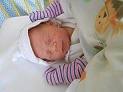 Nikol Mádrová se narodila 28. ledna, vážila 3,28 kg a měřila 51 cm. S maminkou Barborou a tatínkem Vojtěchem bude bydlet v Martinově, kde už se na ni těší sestřička Karolínka.