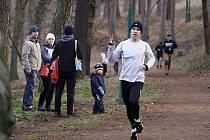 Silvestrovský běh na Štěpánce 2012