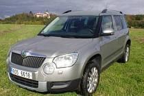 SUV - Škoda Auto a.s.