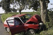 ilustrační foto - nehoda