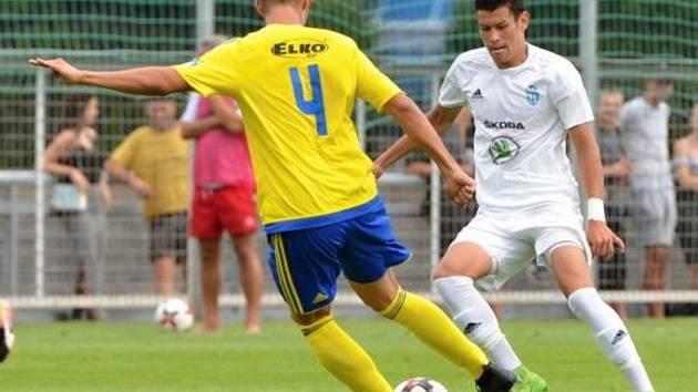 Celostátní liga dorostu: FK Mladá Boleslav U19 - Zlín U19.