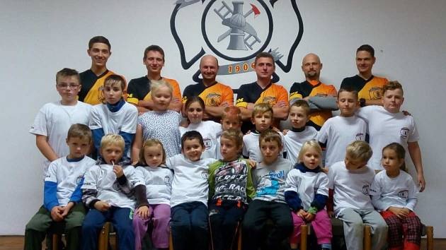 Dobrovolní hasiči z Bechova letos pořádají okrskovou soutěž v požárním sportu