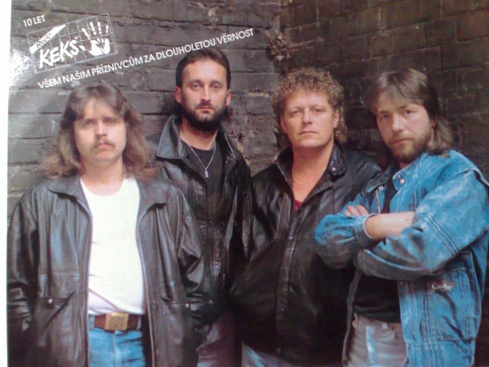 Skupina Keks.