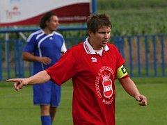 Finále poháru SKSF: Dobrovice - Dobřichovice