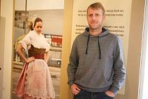 Václav Holas z Muzea Mladoboleslavska se zabývá etnologií.