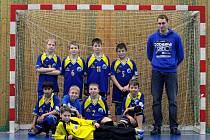 Turnaj mladších žáků v Bělé pod Bezdězem