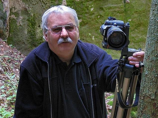 Fotograf Vlastislav Kopřipa