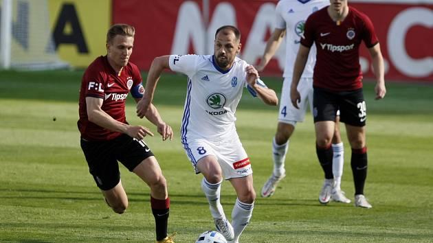 Mladá Boleslav doma prohrála se Spartou 4:5.