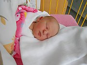 Adriana Fialová přišla na svět 20. prosince s mírami 3,06 kg a 49 cm. Maminka Lucie a tatínek Lukáš si ji odvezou domů do Nepřevázky, kde už se na ni těší sourozenci Tomášek a Terezka.