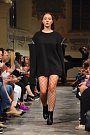 Minulý týden se ve Sboru Českých bratří konala za hojné účasti módní přehlídka mladoboleslavského návrháře Martina Burgera.