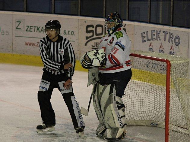 I. hokejová liga: HC Benátky nad Jizerou - SK Horácká Slavia Třebíč