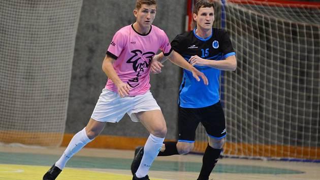 II. liga západ: Malibu Mladá Boleslav - Boca Chotěboř