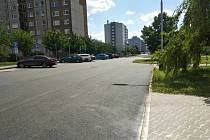 Opravená Jiráskova ulice
