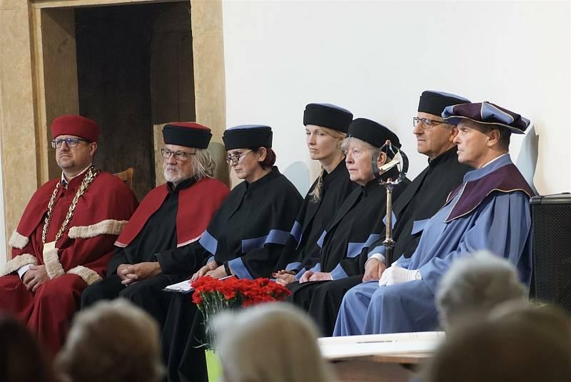 Zahájení akademického roku Univerzity třetího věku v Mladé Boleslavi.