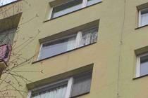 Výbuch tlakového hrnce vysklil okno