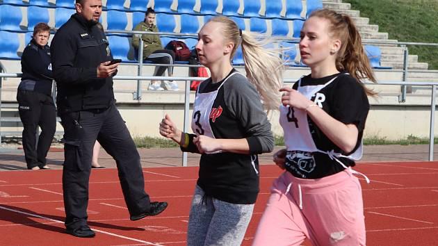 Studenti ze středních mladoboleslavských škol pomáhali handicapovanému Jirkovi
