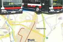V PRAVIDELNÝCH INTERVALECH budou již brzy jezdit autobusy městské dopravy v Mladé Boleslavi, a to hlavně na velmi využívaných trasách ze sídliště přes centrum města.