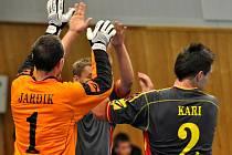Futsalová Divize A: Atmos Bělá pod Bezdězem - Malibu Mladá Boleslav