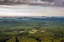 Hrad Bezděz a stejnojmenný lesnický park