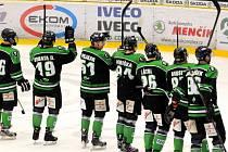 I. hokejová liga, 1. zápas čtvrtfinále: BK Mladá Boleslav - HC Benátky nad Jizerou