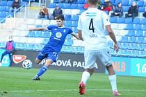 Mladá Boleslav porazila Plzeň 2:0 a je ve čtvrtfinále poháru