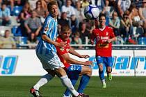 1. Gambrinus liga: FK Mladá Boleslav - Viktoria Plzeň