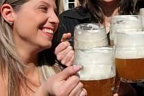 Pivo v Rejšicích poteče proudem