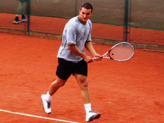 Pavel Kandráč se postaral o překvapivou výhru nad loňským vítězem ligy.