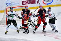 Tipsport extraliga, 22. kolo, BK Mladá Boleslav - Mountfield Hradec Králové.