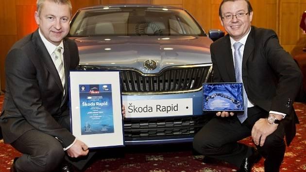 """Rapid """"Auto roku 2012"""""""